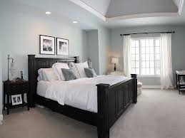 Pottery Barn Bedroom Traditional Master Bedroom With Crown Molding Carpet In