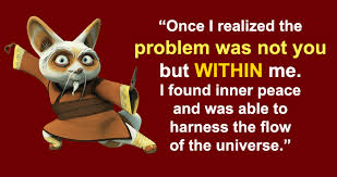 Inner Peace Quotes Simple 48 LifeChanging Kung Fu Panda Inspirational Quotes You Can't Miss