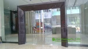 frameless glass entry doors residential glass door home entryway furniture
