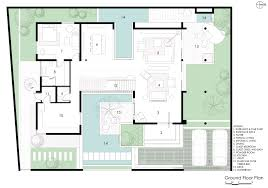 modern house plans with pictures unique fascinating courtyard modern house plans ideas plan 3d house