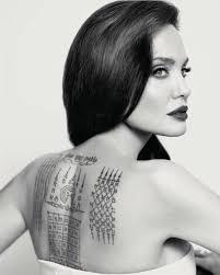значение тайских татуировок сак янт Funtattooru