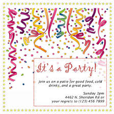 Party Invites Templates Free Free Party Invitation Templates The Grid System