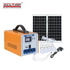 alltop portable smart home solar home