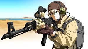 Anime Soldier Wallpapers - Top Free ...