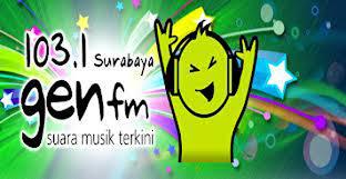 Gen Fm Surabaya Chart Live Fm Radio Online Streaming