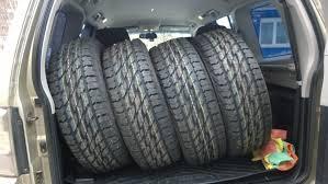 Купил новые <b>шины Bridgestone Dueler A/T</b> 697 и диски под них ...