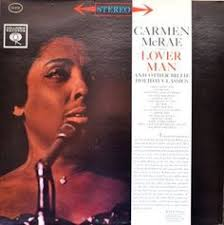 Carmen McRae - Sings Lover Man And Other <b>Billie Holiday Classics</b> ...