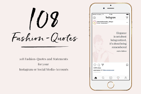 Fashion Quotes Instagram Social Media Quotes Social Media Templates Entrepreneur Feminine Glamour