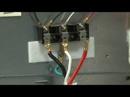 how does an electric wall oven work appliance repair tips frigidaire electric range stove terminal block 5304409888