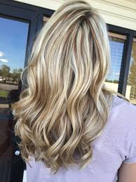 Stunning Ice Blonde And Chocolate Brown
