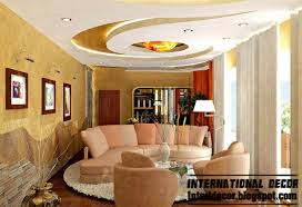 Small Picture gallery of living room ceiling design photos modern false ceiling