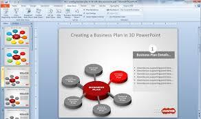 Business Plan In Powerpoint Modern Business Plan Powerpoint Template Free Modern Business Plan