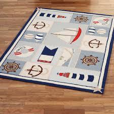 amazing nautical area rug beautiful rugs ship wheel and cottage
