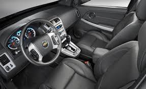 Chevrolet Equinox interior gallery. MoiBibiki #11