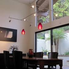 monorail lighting pendants. tech lighting design suspended monorail with track head and pendant mix i shaped pendants p