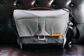 Peak Design Messenger 15 Peak Design Everyday Messenger Review Real World Bag Test