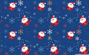 Cute Christmas Pattern Wallpapers - Top ...