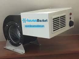 Rezistanslı Fan-Fanlı Isıtıcı-ISITICI FAN, Fansan Fan Market, Havalandırma  Sistemleri İmalatı