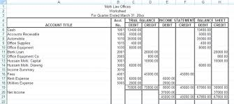 Accounting Equation Worksheet Template
