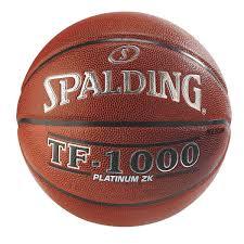 spalding tf 1000 platinum zk basketball nfhs intermediate size 28 5 0
