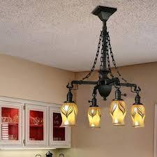 craftsman chandelier
