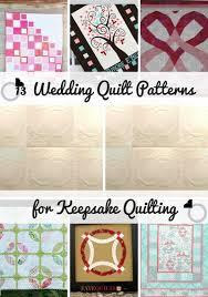 13 Wedding Quilt Patterns for Keepsake Quilting | FaveQuilts.com & 13 Wedding Quilt Patterns for Keepsake Quilting Adamdwight.com