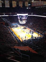 Thompson Boling Arena Section 315 Row 5 Seat 6