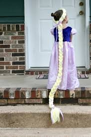 sweet art diy rapunzel wig