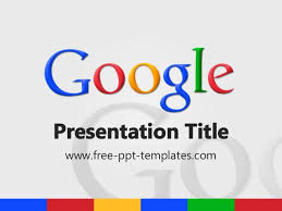 Google Powerpoint Presentation Templates Google Ppt Template Google