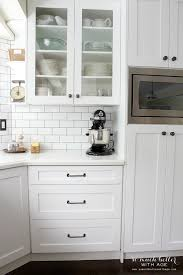 kitchen office wwwsomuchbetterwithagecom kitchen office cabinet. Subway-tile-white-kitchen Kitchen Office Wwwsomuchbetterwithagecom Cabinet C