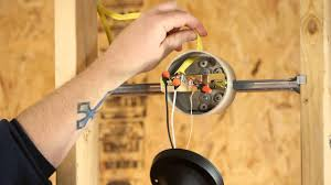 how to install switch controlled light fixtures diy electrical work