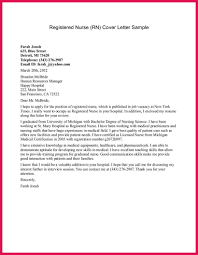 Nursing Student Cover Letter Sop Examples