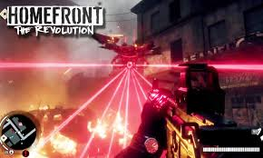 homefront the revolution map size homefront the revolution new gameplay walkthrough single player
