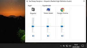 Laptop'tan Ses Gelmiyor' Sorunu Nasıl Çözülür?