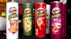 Pringles, 20 yıllık logosunu değiştirdi