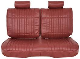 seat upholstery 1978 82 split back bench malibu 2 door and monte carlo front rear vinyl w o armrest w headrests