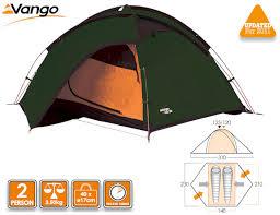 image of vango halo 200 lightweight tent 2016 model