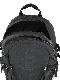 Superdry Quilted Rubber Backpack in Black for Men | Lyst & Gallery Adamdwight.com