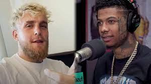 "Rapper Blueface hits back at ""clown ..."