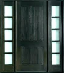 wood and glass front doors s en wooden stained glass front doors