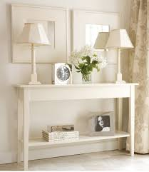 narrow hall tables furniture. Many Various And Creative Design Of Narrow Tables For Hallway : White Console With Hall Furniture L