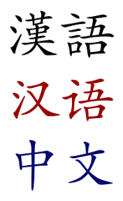 For instance, how do you pronounce composition and use. Chinese Language Wikipedia