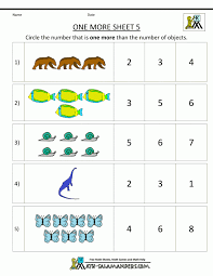 Kindergarten Numbers Worksheets Math Number Tracing Missing ...