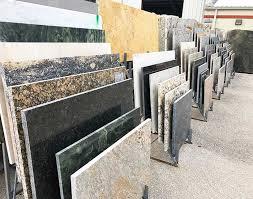 we have granite remnants