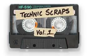 Technic Scraps Vol 1 Technic Platform