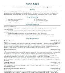 Chemical Operator Resume Chemical Operator Resume Chemical Operator Resume Chemical