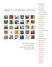 essay d profiling detroit arts words at a time wdet essay d