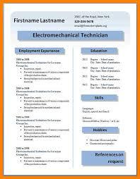 Resume Format Microsoft Word 2013 Resume Invoice
