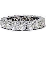 <b>Women's Eternity</b> Rings | Amazon.com