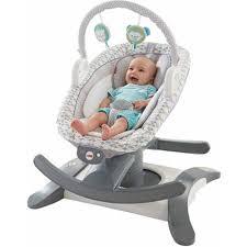 Ingenuity Inlighten Cradling Swing Phoebe - Walmart.com